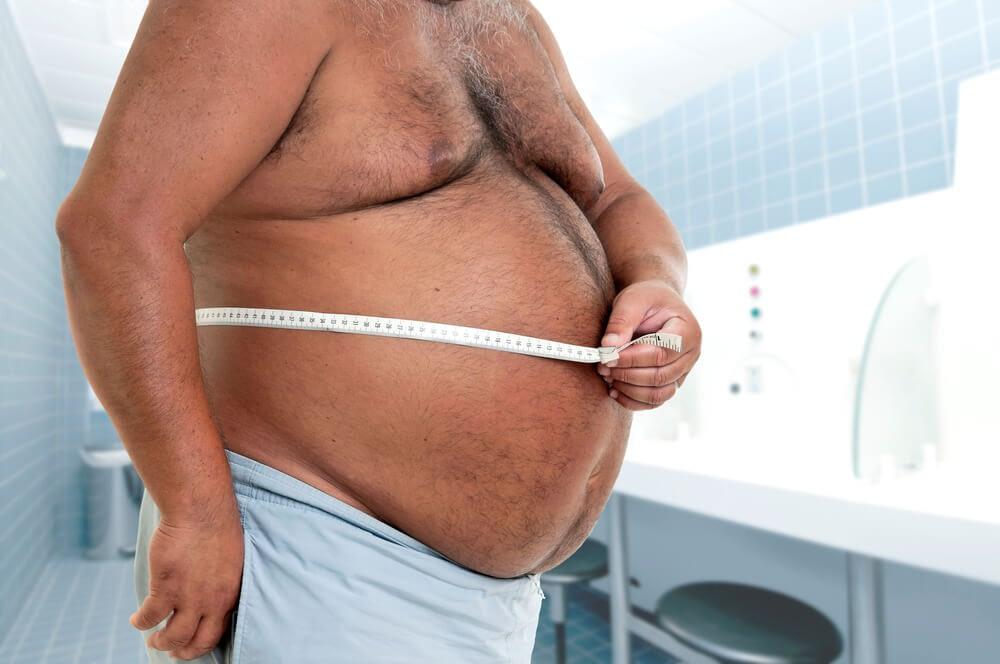 obesity cholesterol testosterone