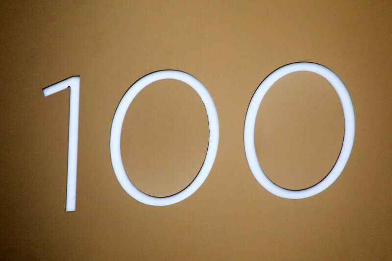 100 days without orgasm
