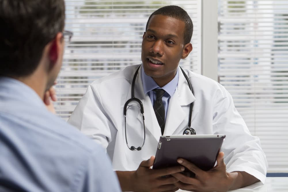 doctor patient diet libido and erectile dysfunction