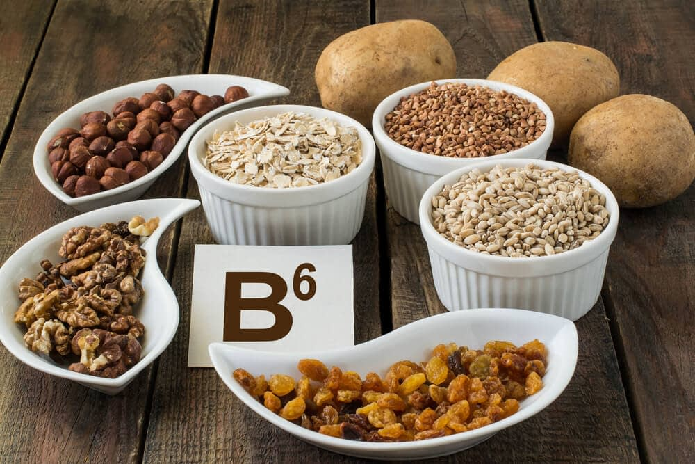 foods that contain vitamin b6