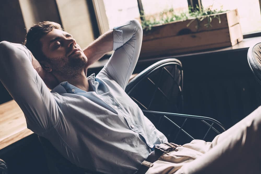 identify stress before you can deal with it