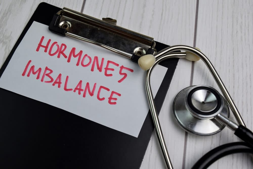 lack of sleep can cause imbalance of hormone levels