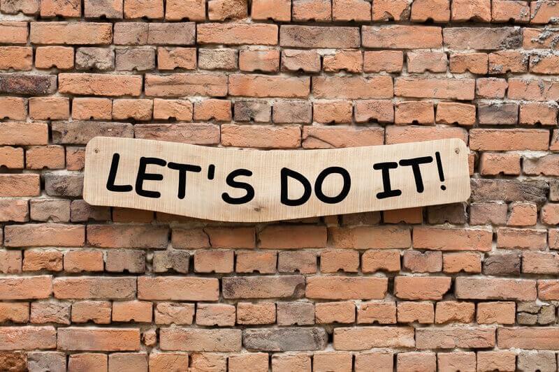 let do it