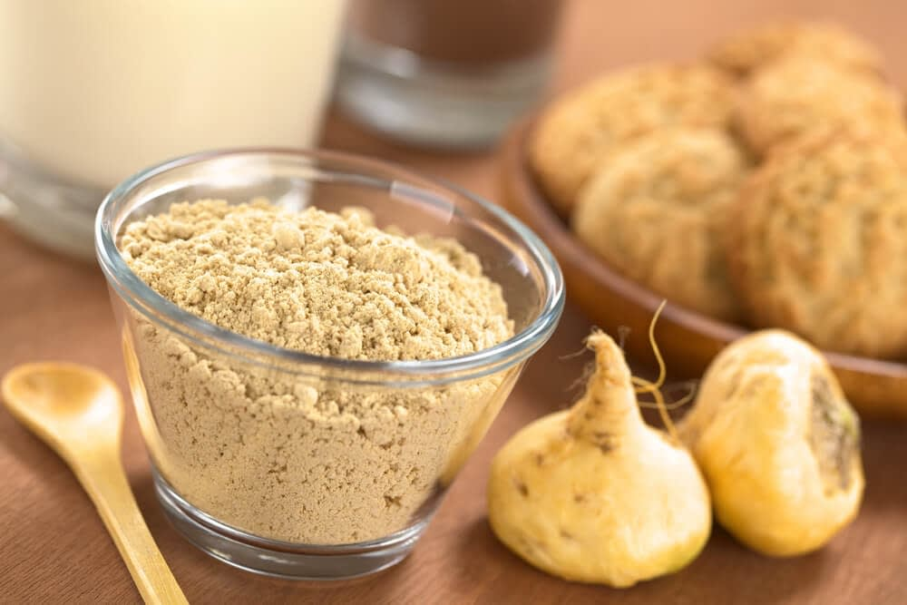maca can reduce excess cortisol
