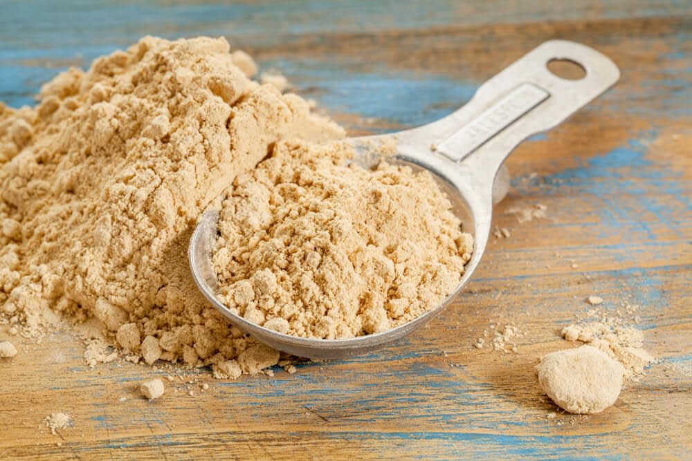 maca contains an unusually rich amount of nutrients