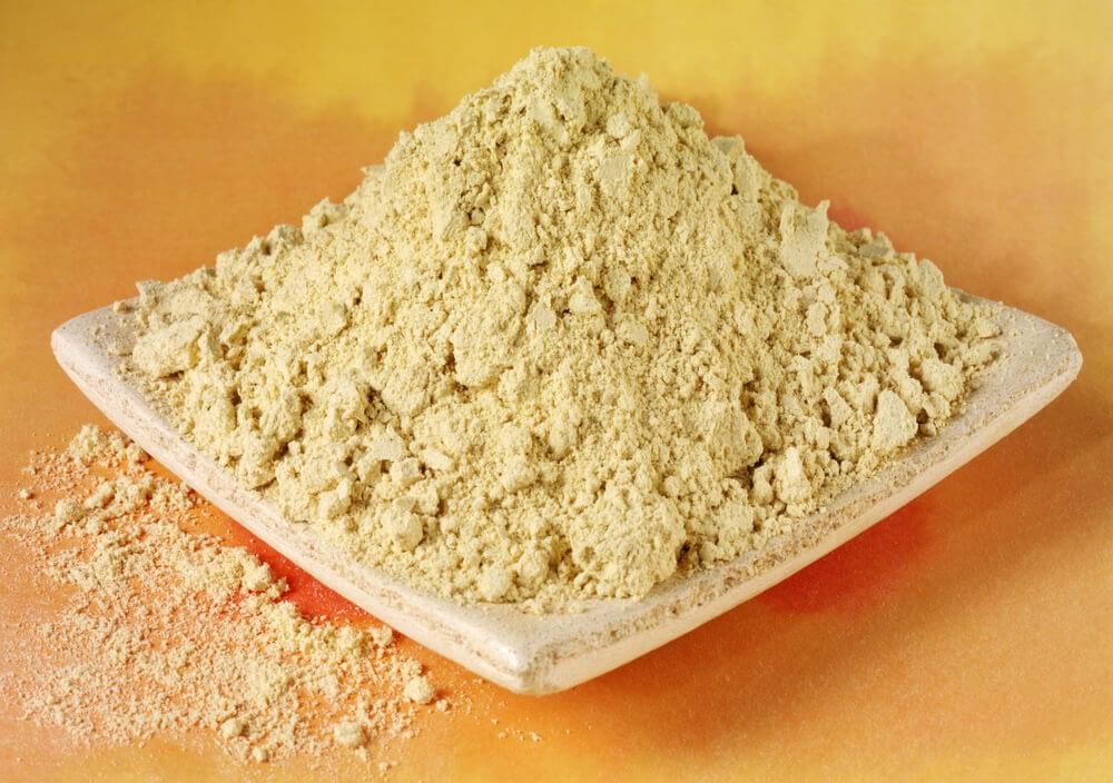 pure fenugreek powder