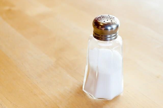 salt can cause erectile dysfunction