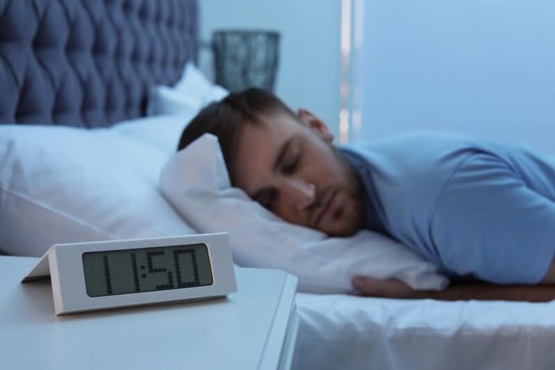 sleep restores your hydration balance