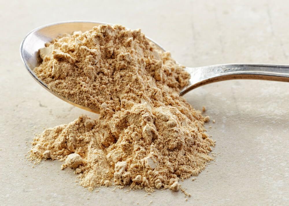 tablespoon of maca powder