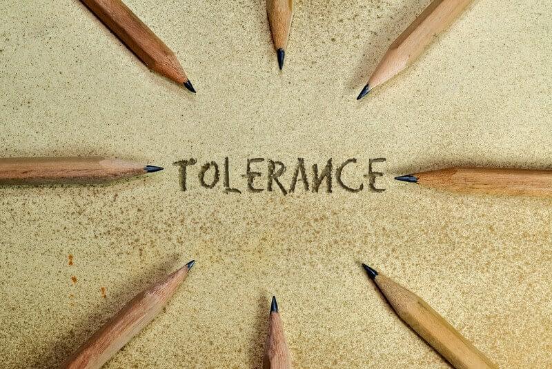 tolerance to pornography