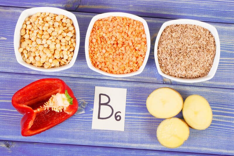 vitamin b6 for erectile dysfunction and libido